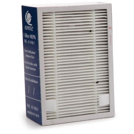 traitement de l 39 air filtre purificateur d 39 air pi100 alpatec. Black Bedroom Furniture Sets. Home Design Ideas