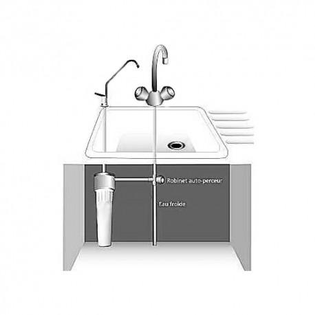 Filtre sous évier  Viv'eau