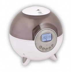 Humidificateur d'air électronique 3.5l Alpatec