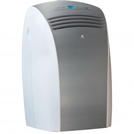 Climatiseur local mobile monobloc 2490 W blanc Alpatec